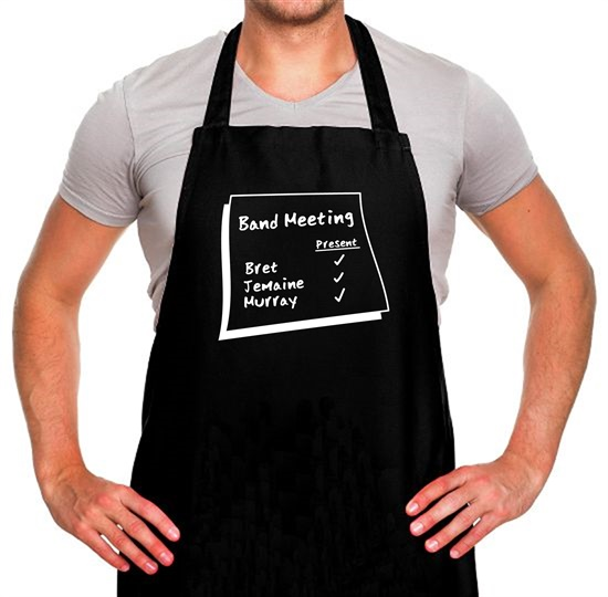 Band Meeting Apron