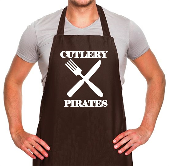 Cutlery Pirates Apron