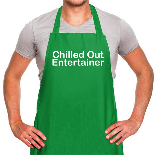 Chilled Out Entertainer Apron