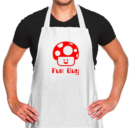 Fun Guy Apron