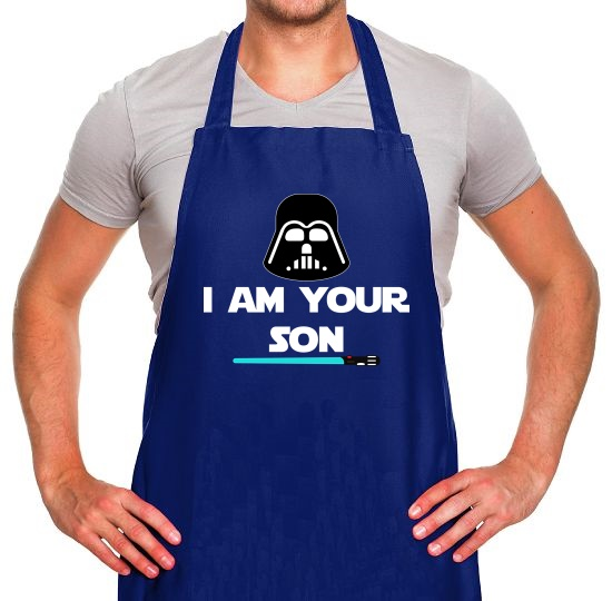 I Am Your Son Apron
