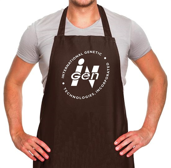 International Genetic Technologies Incorporated Apron