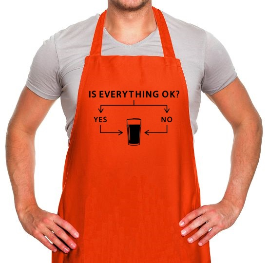 Is Everything Ok? Apron