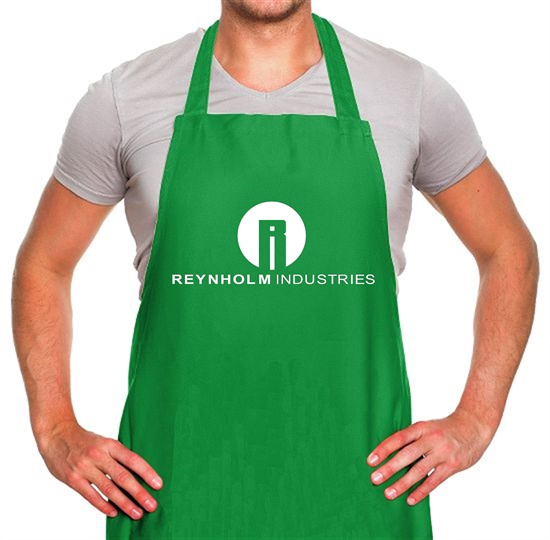 Reynholm Industries Apron