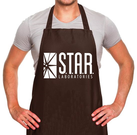 STAR Labs Apron