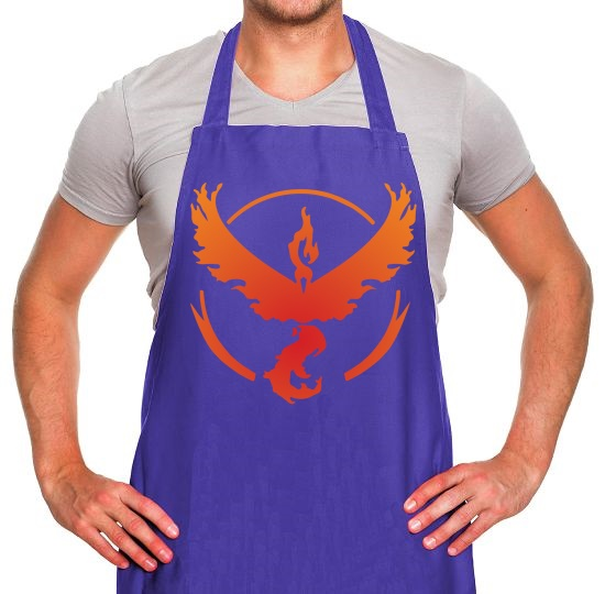 Team Valor Apron