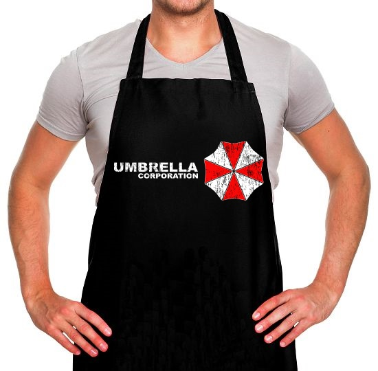 Umbrella Corp. Apron