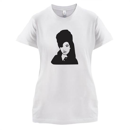 Amy Winehouse t-shirts for ladies