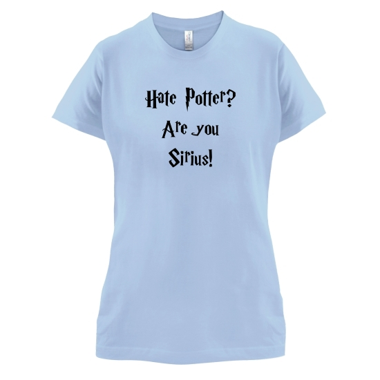 Are You Sirius t-shirts for ladies