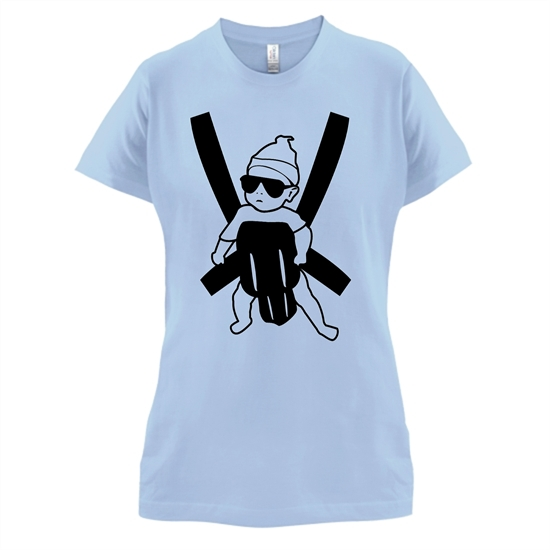 Hangover Baby t-shirts for ladies