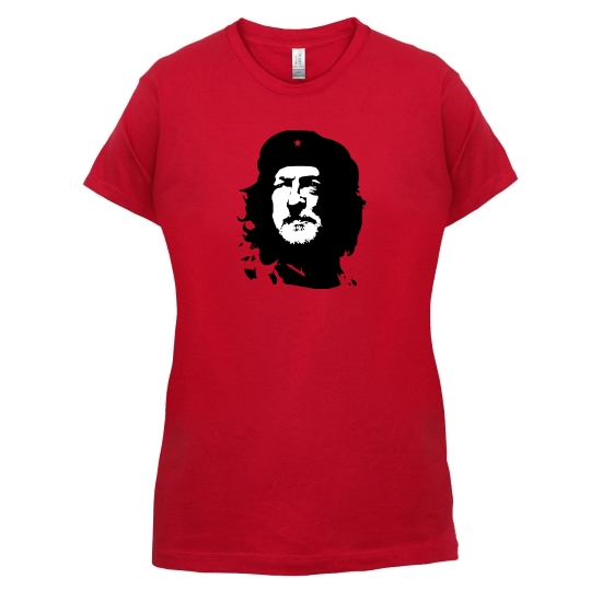 Che Corbyn t-shirts for ladies