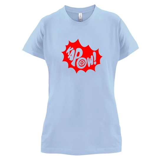 Kapow! t-shirts for ladies
