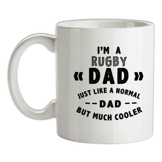 I'm A Rugby Dad t-shirts