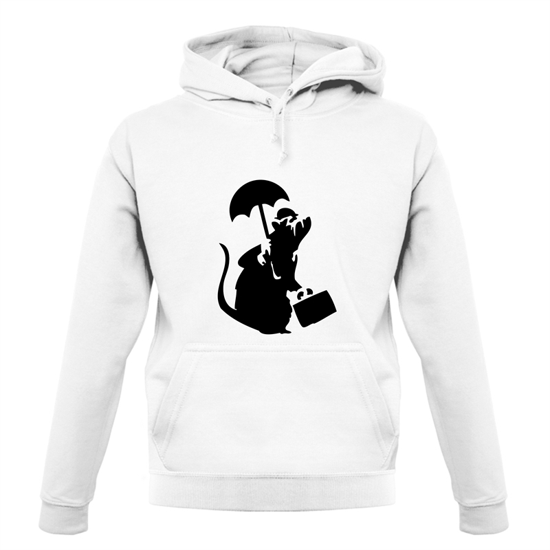 Banksy - Executive Rat Hoodies