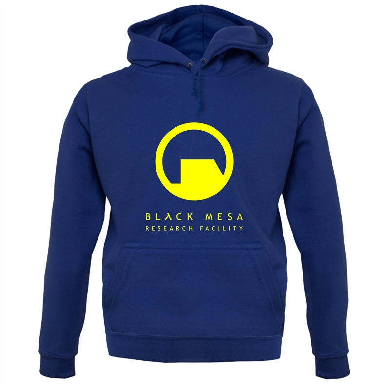 Black Mesa Research Facility Hoodies