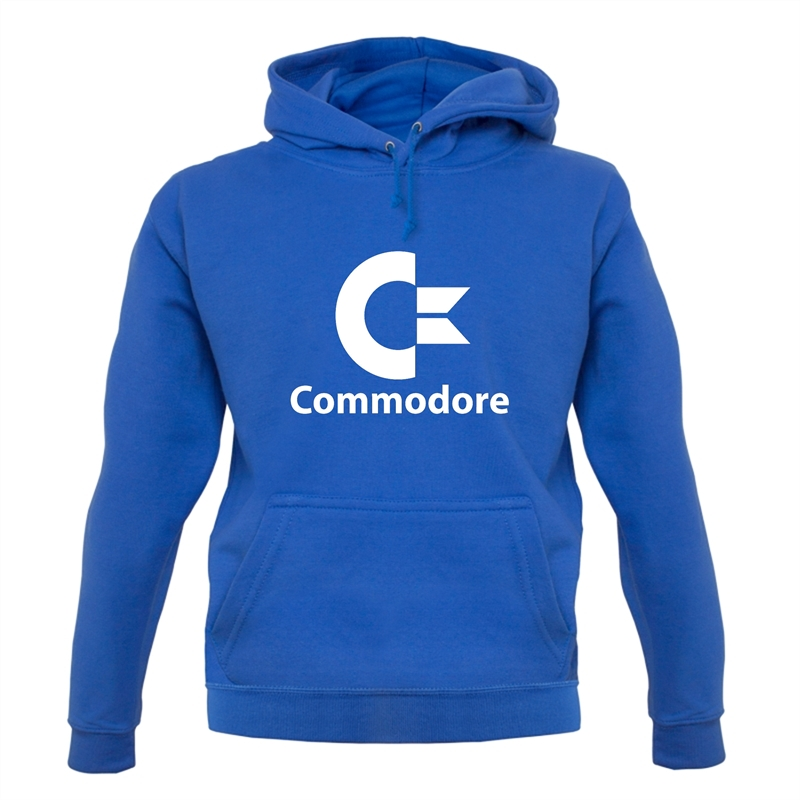 Commodore Hoodies