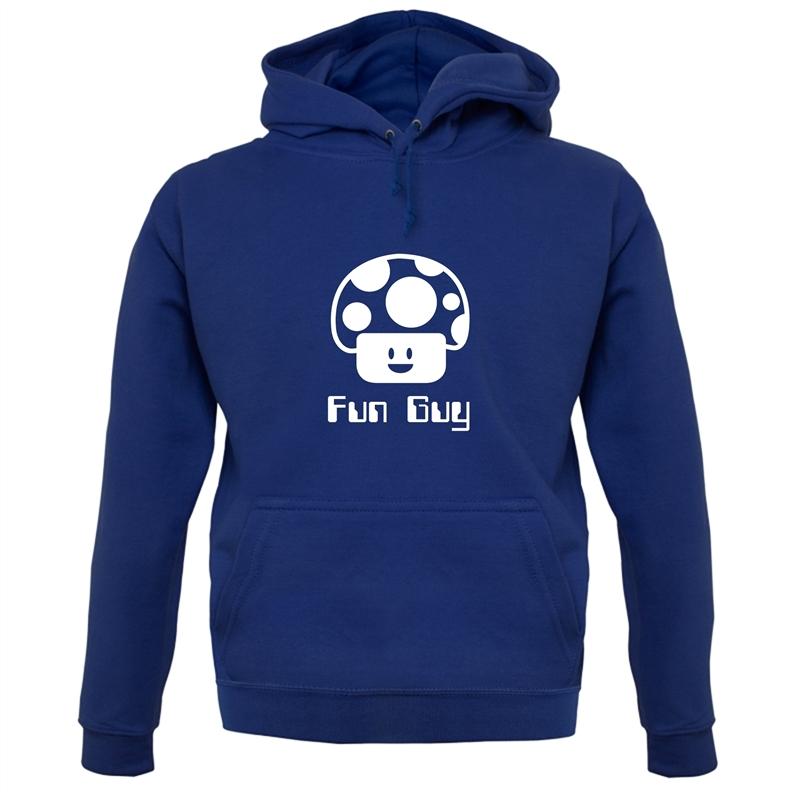 Fun Guy Hoodies