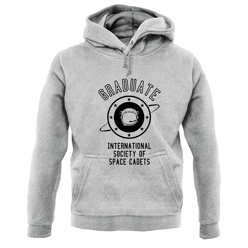 Graduate - International Society of Space Cadets Hoodies