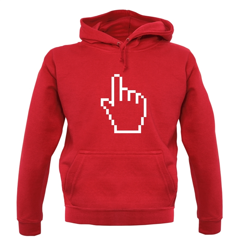 Hand Pointer Hoodies