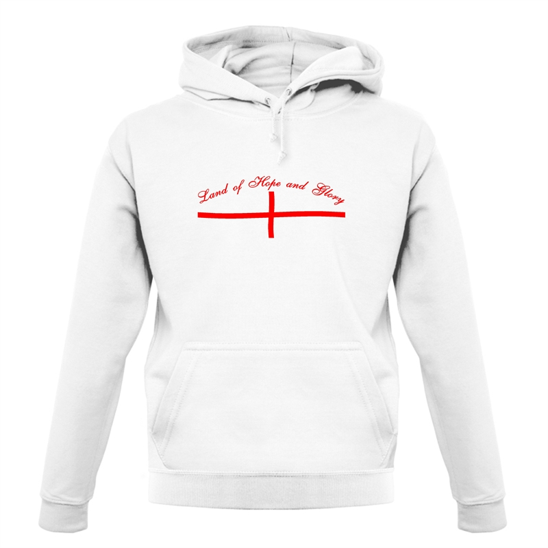 Land of hope and Glory Hoodies