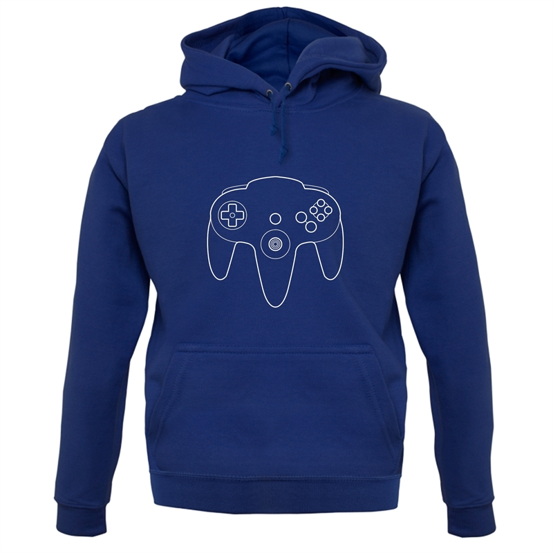 N64 Joypad Hoodies