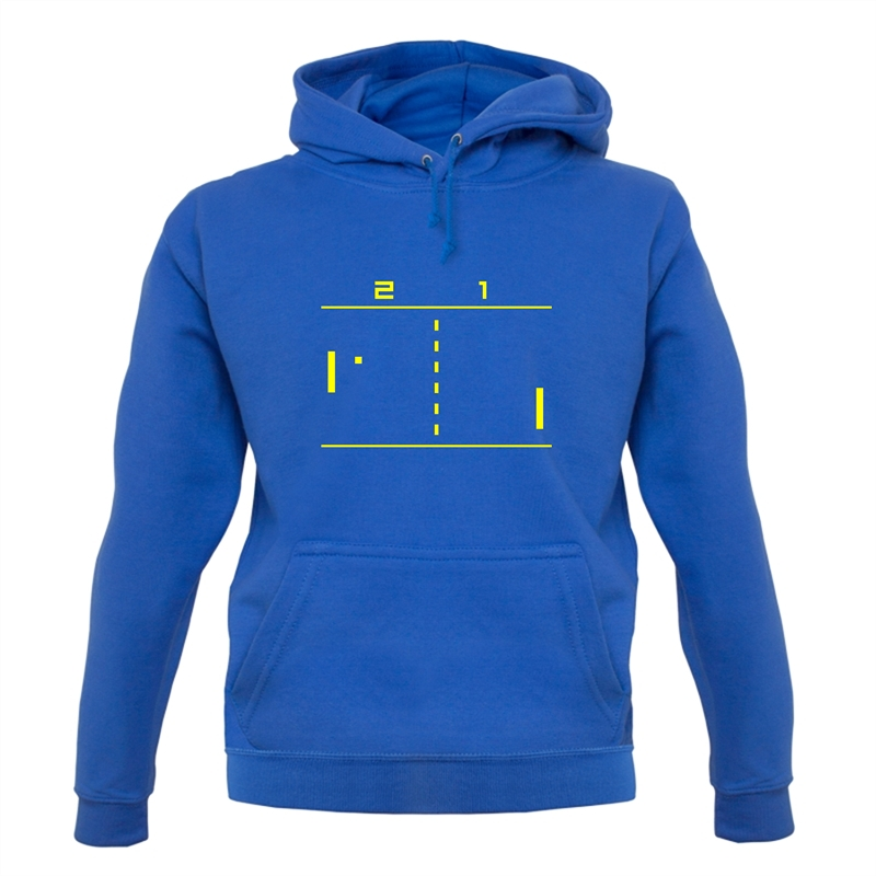 Pong Computer Game Hoodies