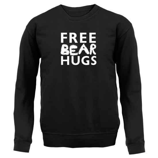 Free Bear Hugs Jumpers