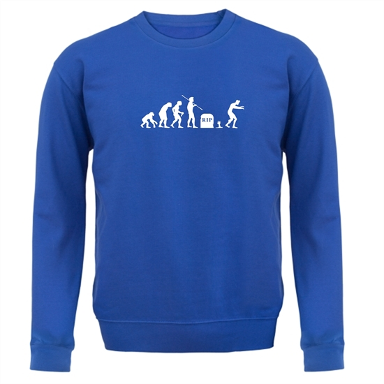 Zombie Evolution Jumpers