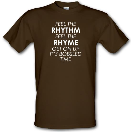 Feel The Rhythm, Feel The Rhyme T-Shirts for Kids