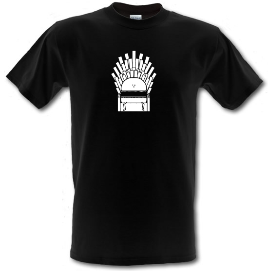 Game Of Fries T-Shirts for Kids