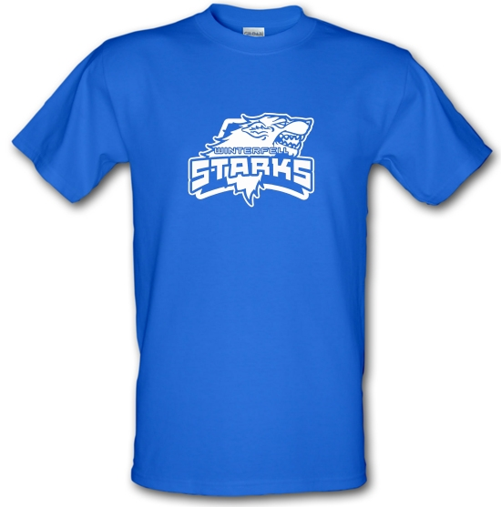 Game Of Thrones - Team Stark T-Shirts for Kids