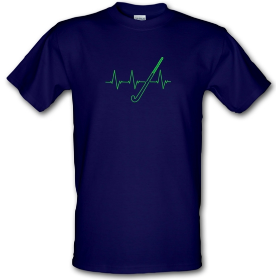 Hockey Heartbeat T-Shirts for Kids