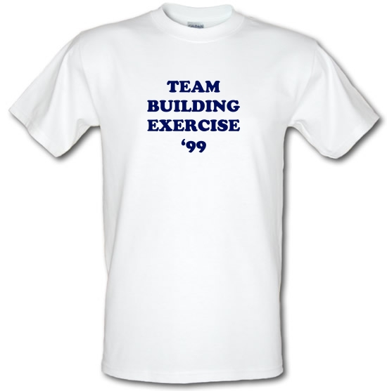 Team Building Exercise '99 T-Shirts for Kids