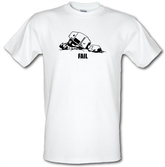 ATAT Fail t-shirts