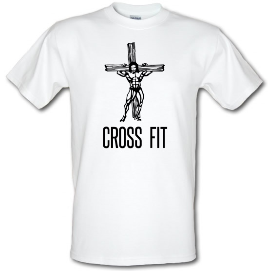 Cross Fit t shirt
