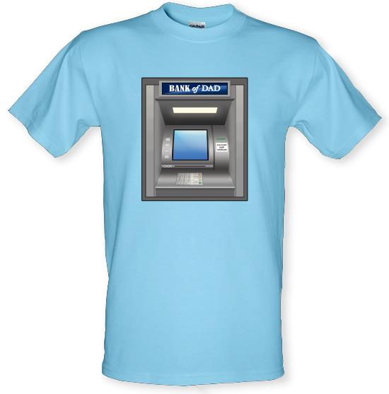 Dad ATM t-shirts