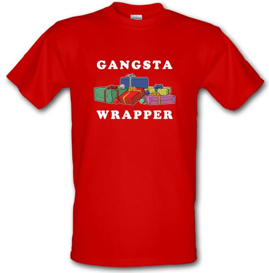 Gangsta Wrapper t shirt