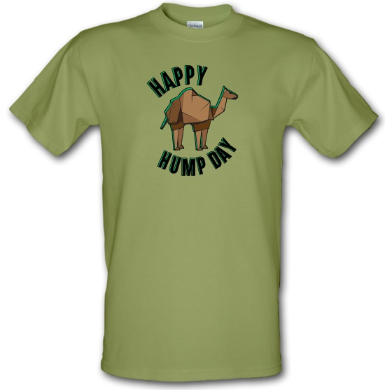 Happy Hump Day t-shirts