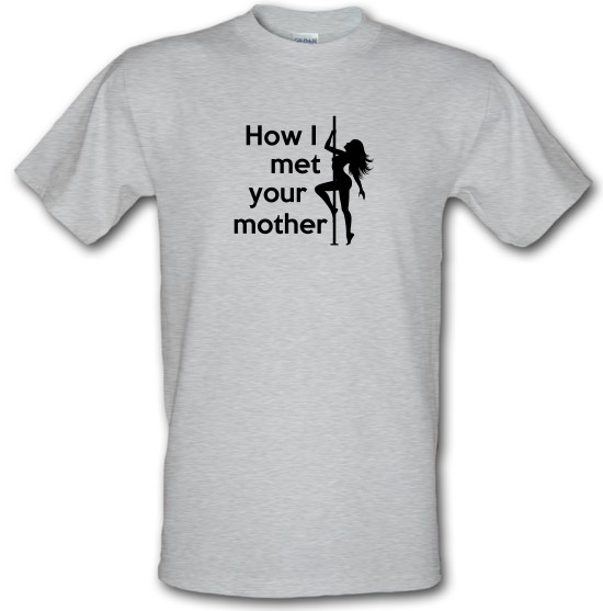 How I Met Your Mother t-shirts