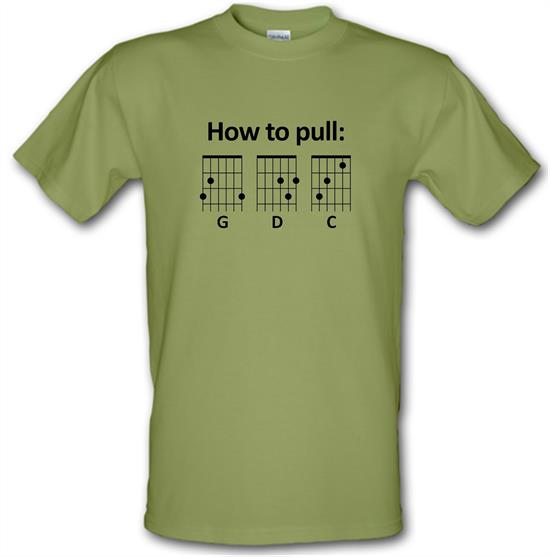 How To Pull t-shirts