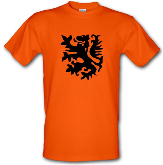 Netherlands Lion t-shirts