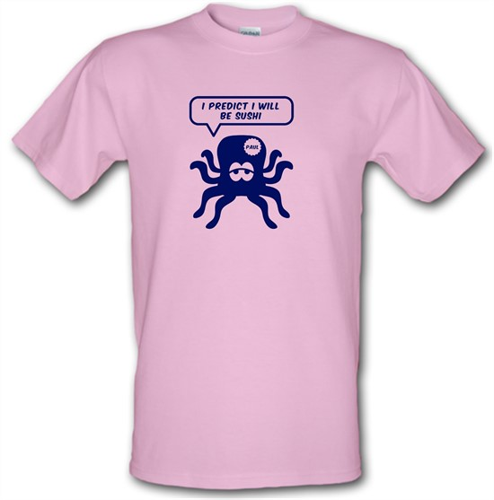 Paul The Octopus t-shirts