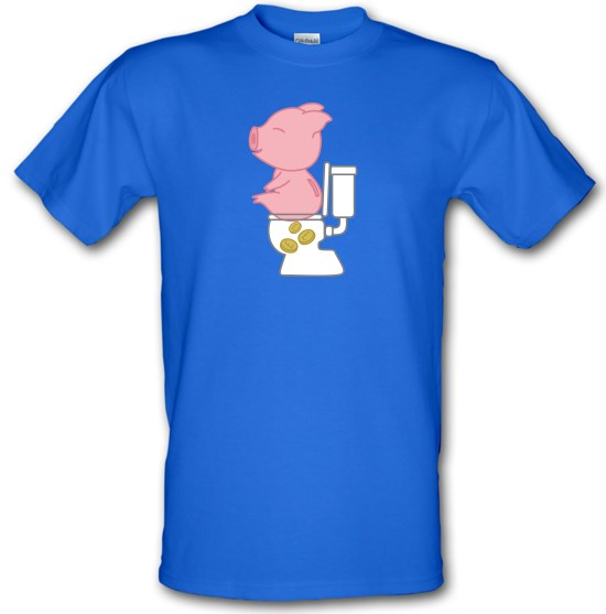 Piggy Bank t-shirts