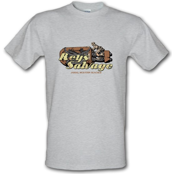 Reys Salvage t-shirts