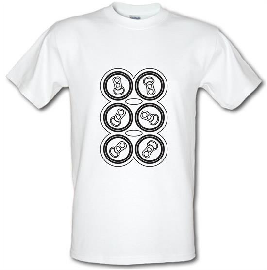 Six Pack t-shirts