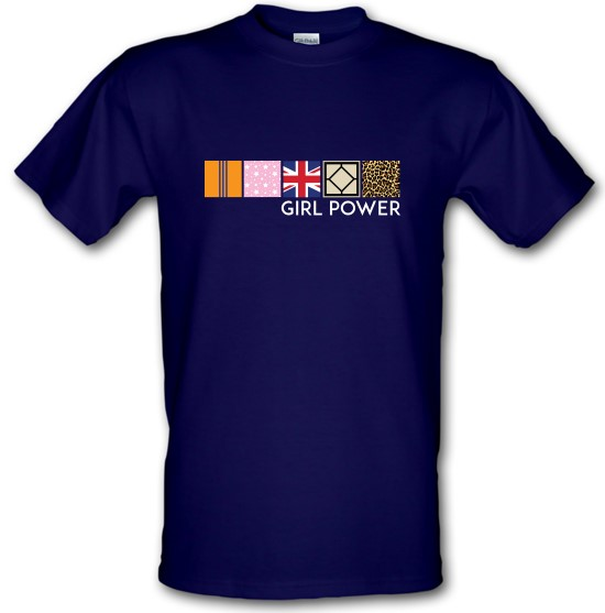Spice Girl Power t-shirts