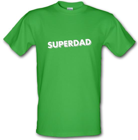 Superdad t-shirts