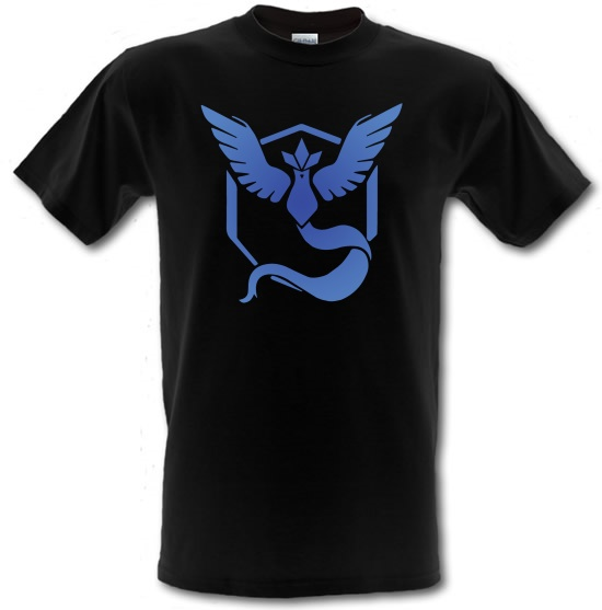 Team Mystic t-shirts