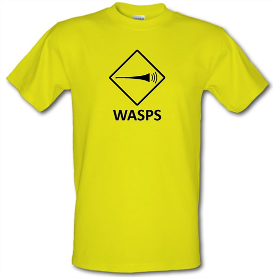 Wasps t-shirts