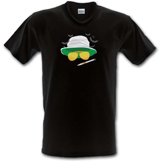 Fear And Loathing V-Neck T-Shirts